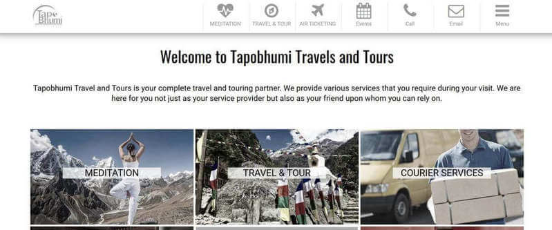 Tapobhumi Travel and Tours